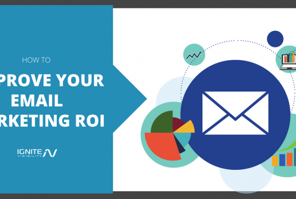 Simple Steps To Improve Your Email Marketing ROI